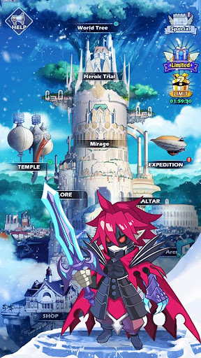 Defender Legends: New Era  screenshots 7