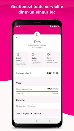 MyAccount Telekom screenshots 2