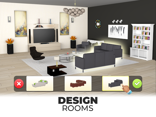 My Home Makeover - Design Your Dream House Games 3.4 screenshots 3