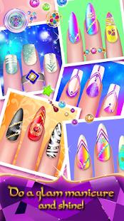 Nail Salon - Design Art Manicure Game 1.4 Screenshots 1