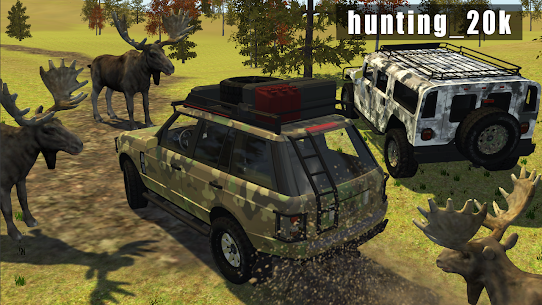 Hunting Online MOD (Unlimited Money/Bullets/Cars) 1