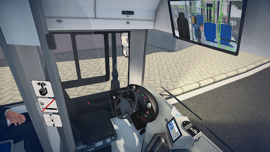 Bus Driving Simulator 4