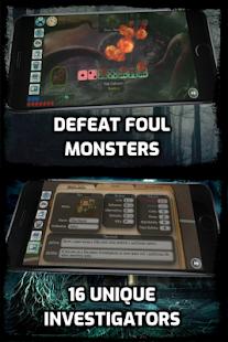 Ancient Terror: Lovecraftian Strategy Board RPG ????