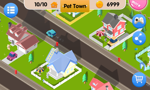 Talking Friend Home 1.1.4 screenshots 2