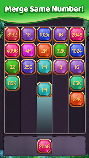 Merge Numbers 2048 1.3.7 screenshots 2