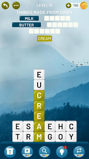 Word Tower: Relaxing Word Puzzle Brain Game  screenshots 16