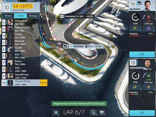 Motorsport Manager Online screenshots 13