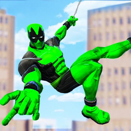 משחקי עכביש Ninja קרב פשע משחקי ספיידרמן