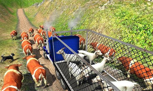 Offroad Farm Animal Truck Driving Game 2020 1.9 Screenshots 4