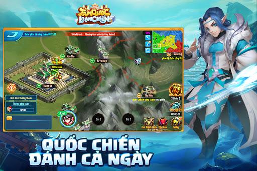 Tam Quu1ed1c Lou1ea1n Chiu1ebfn  screenshots 1