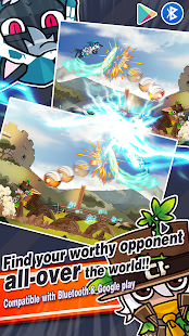 9 Elements : Action fight ball