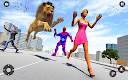 screenshot of Superhero robot game police hero: rescue mission