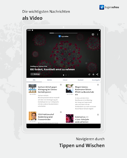 tagesschau - Aktuelle Nachrichten 3.0.2 Screenshots 9