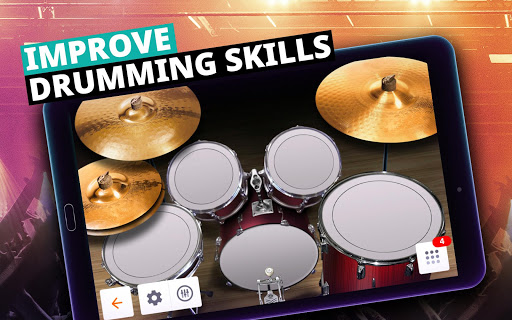 Drum Set Music Games & Drums Kit Simulator 3.36.0 screenshots 11