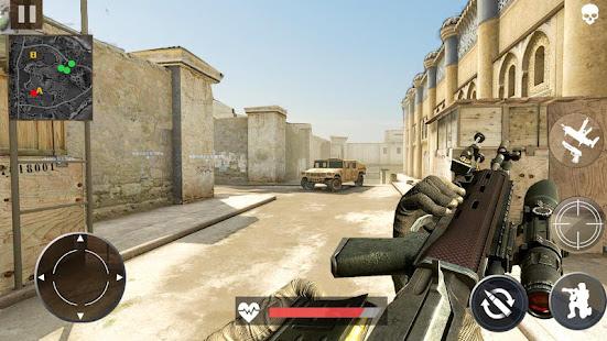 sniper strike shoot killer - frontline war hack