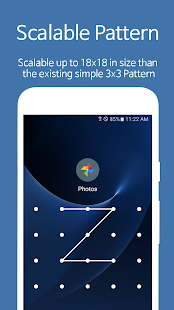 AppLock - Huella Digital (Cerradura) Screenshot