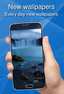 Wallpapers with waterfalls