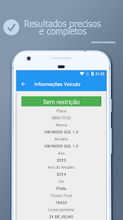 Portal Placas - Consulta de Placa, FIPE e Multa 1.5 screenshots 3
