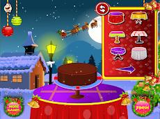 クリスマスケーキの女の子のゲームのおすすめ画像4