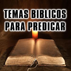 Temas Bblicos para predicar