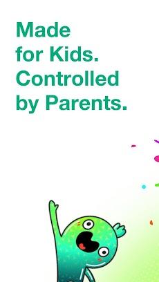 Messenger Kids – The Messaging App for Kidsのおすすめ画像1