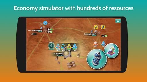 Mars Tomorrow - Be A Space Pioneer and Tycoon 1.31.3 screenshots 2