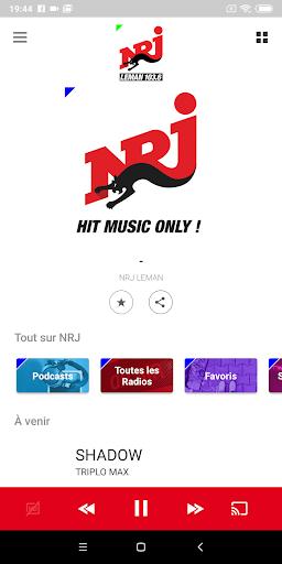 NRJ Léman Radio For PC Windows (7, 8, 10, 10X) & Mac Computer Image Number- 5