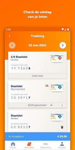 Staatsloterij android2mod screenshots 3