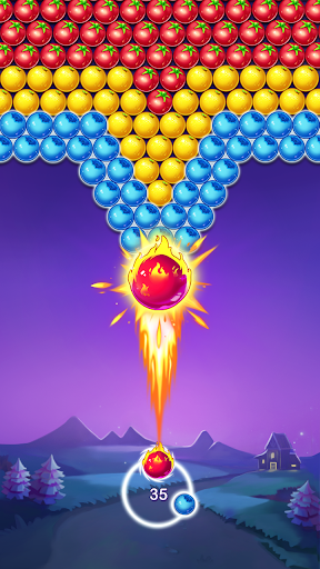 Bubble Shooter - Bubble Fruit  screenshots 21