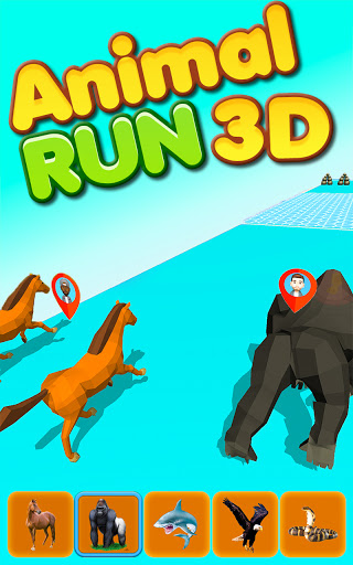 Code Triche Jeux Epic Animal Dash Run: Hop And Smash (Astuce) APK MOD screenshots 1