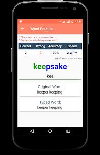 Typing Speed Test – Typing Master 1.0 MOD APK [UNLOCKED] 4