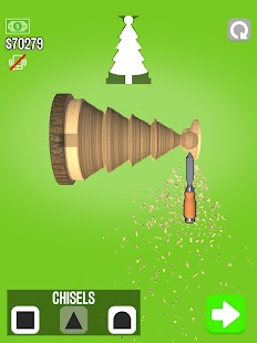 Woodturning Screenshot