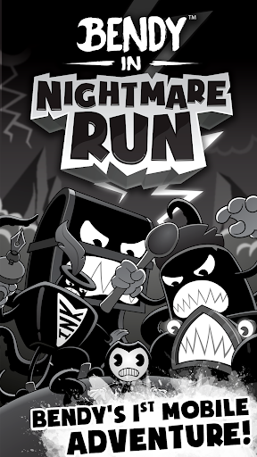 Bendy in Nightmare Run  Screenshots 1
