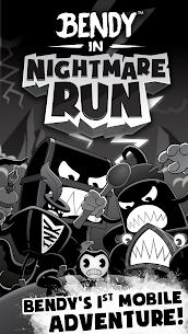 Bendy in Nightmare Run MOD APK (Unlock All) 1
