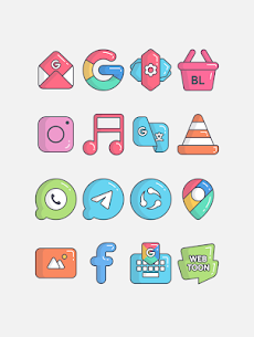 Olympia – Icon Pack 1.5 Apk 4