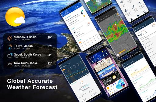 Weather - Live weather & Radar app 1.0.3.9 Screenshots 1