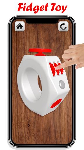 Fidget Toys 3D popop it bubble pops anti anxiety screenshots 6