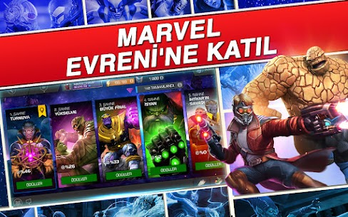 Marvel Contest of Champions Apk Download 2021 NEW 5