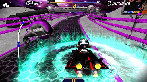 Monkey Racing Free 1.0 screenshots 4