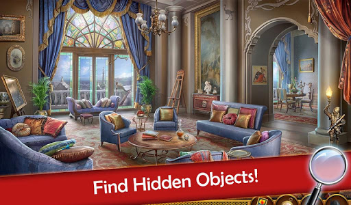 Hidden Objects: Mystery Society Crime Solving 5.47 screenshots 1