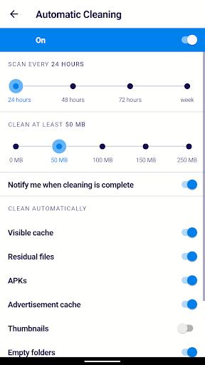 Foto do AVG Cleaner – Junk Cleaner, Memory & RAM Booster