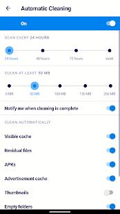 AVG Cleaner – Junk Cleaner, Memory & RAM Booster Screenshot