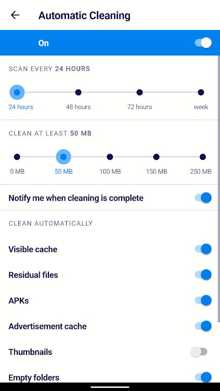 AVG Cleaner – Junk Cleaner, Memory & RAM Booster  poster 6