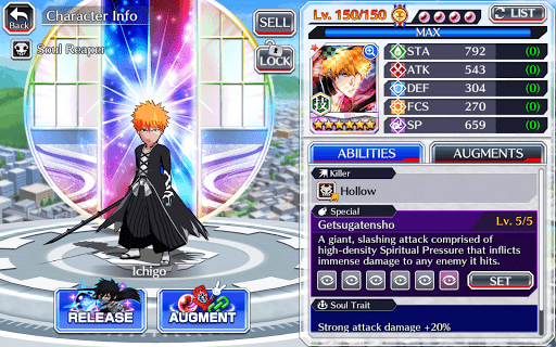 BLEACH Brave Souls - 3D Action 11.3.2 screenshots 19