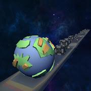 Galactic Runner Infinite : Endless Runner Game
