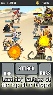 Automatic RPG Mod Apk 1.4.1 (Unlimited Gold/Exp) 2