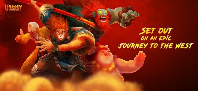 Unruly Heroes v1.1 MOD APK 1