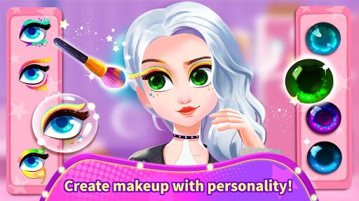 Fashion Model: Star Salon apkmartins screenshots 1