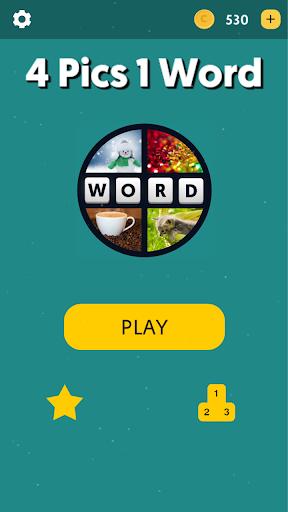 4 Pics 1 Word: Word Game  screenshots 1