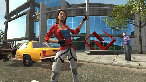 Crime Simulator Real Girl screenshots 5